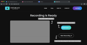 Simple Screen Recording - Step 5