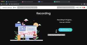 Screen Recording with System Sound- Step 4